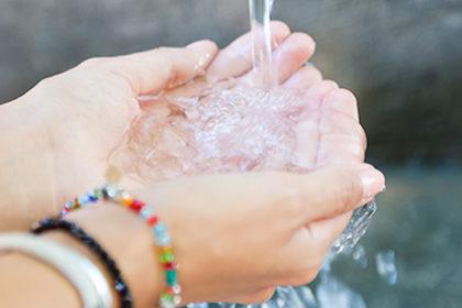 Água - o líquido da vida