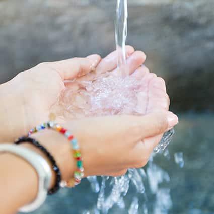Água – o líquido da vida