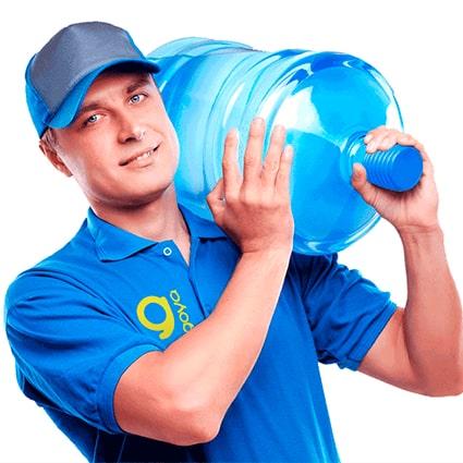 Como trocar o garrafão de água do bebedouro