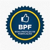 BPF - Boas práticas de fabricação